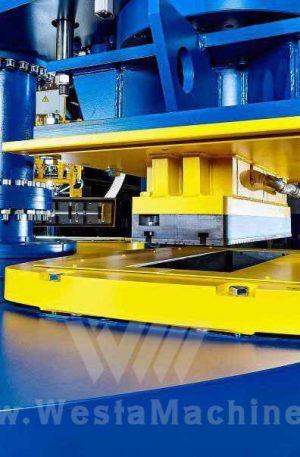 ماشین آلات تولید قطعات بتنی پیش ساخته