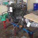 تعمیرات موتور کامینز 7